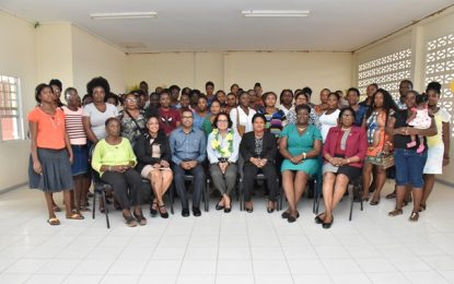 First Lady a champion for women's empowerment – Success in Business workshop facilitator at Kwakwani