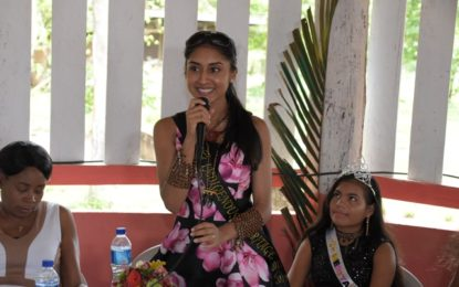 Indigenous Guyanese encouraged to be advocates for social cohesion