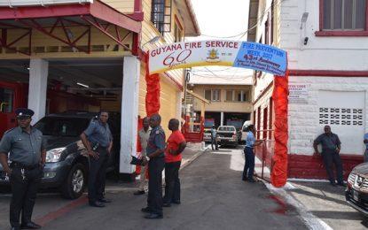 Guyana Fire Service celebrates 60 years of Service