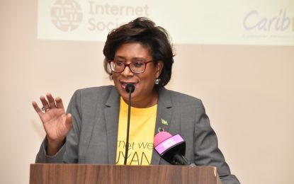 Youths urged to protect themselves from Internet negatives