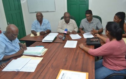 Essequibo/Pomeroon co-op to benefit from new headquarter building