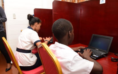 ICT Hub and library commissioned in Better Hope