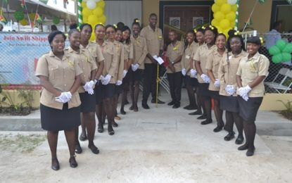 E-commerce ready – Kitty Post office rehabilitated and reopened – Over 300,000 to benefit