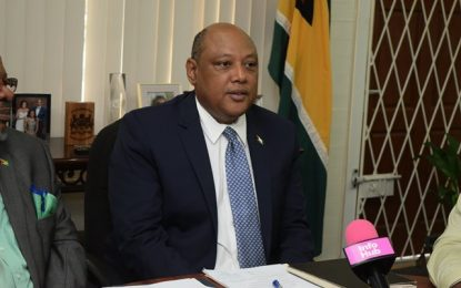 Govt. to explore joint oil facility with Suriname