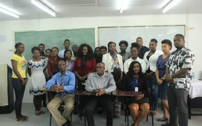 CRMA host seminar to benefit the unemployed