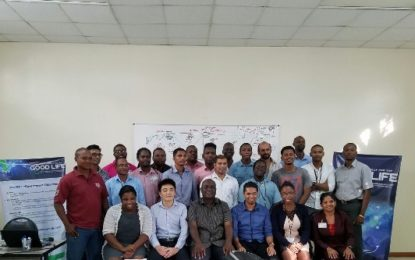Transforming Guyana's IT Sector  NDMA Completes specialised technical training for staff, increases number of eGovernment ICT hubs countrywide
