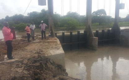 West Coast Berbice better equipped to deal with flooding