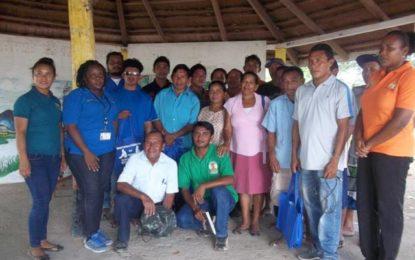 Region Nine village leaders sensitised to deal with social issues