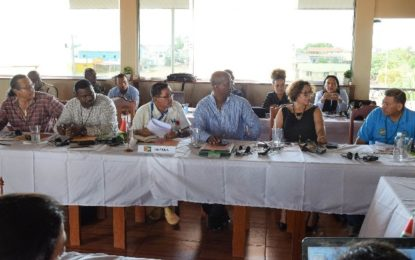 Suriname urged to desist from breach of protocols  – a portion of Guyana's territory appeared on map during ACTO meeting