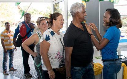 CARICOM Day at FIHAV 2017 attracts hundreds