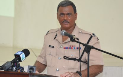 Public confidence in the GPF growing – Acting Police Commissioner