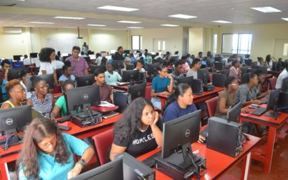 CH&PA, partners celebrate GIS Day with workshop on geospatial information