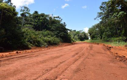 Port Kaituma to Matthews Ridge roads slated for November completion