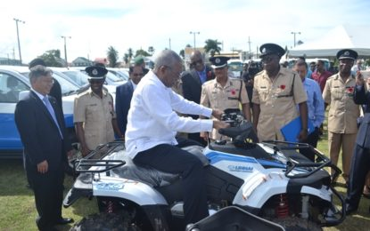 Security Sector Reform Office in 2018 – President Granger