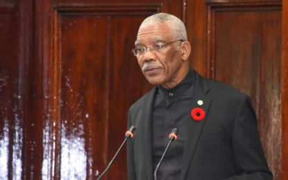 Prudent management led to economic growth –President David Granger