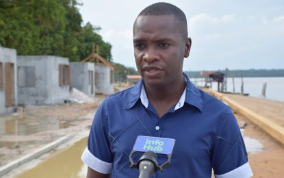 Bartica Mayor to empower residents through capacity building programmes