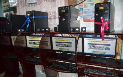 Cinderella City gets ICT Hub