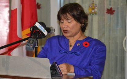 Canadian High Commissioner hosts COTED delegation
