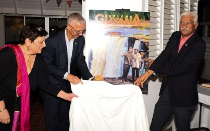 'Explore Guyana 2018' officially launched