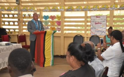 Put aside differences and unite to build a better Guyana – Minister Norton to East Berbice community leaders