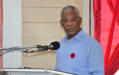 Govt, Defense Force donate $1M to Guyana Veterans Legion