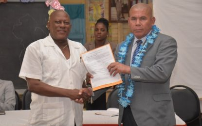 Region Six gets $11.5M for rehabilitation of community grounds