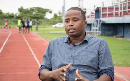 Transportation provided for athletes to train at Leonora Track and Field Centre