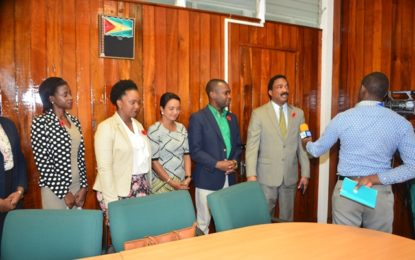 Bartica Mayor, Councillors call on Attorney General