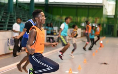 Inter-school fitness challenge aims to revitalise physical activity