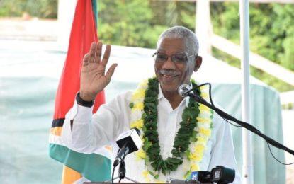 """""""Respect women folk"""" – President Granger urge as International Men's Day is celebrated"""
