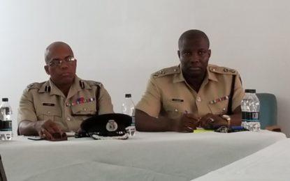 'B' Division unveils Christmas Security plans