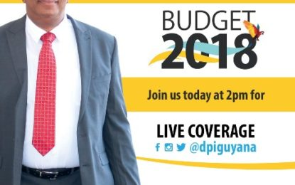 All set for Budget 2018.