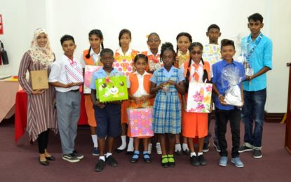 Deaf Association hosts second annual art competition.
