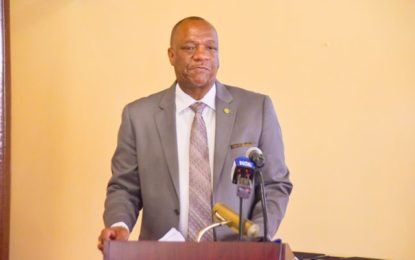 National Emergency Monitoring system remains activated- Min. Harmon