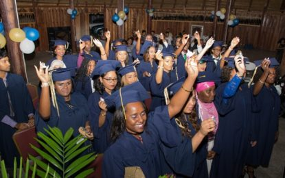 30 Psychologists graduate from the American University of Peace Studies