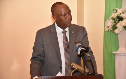 Minister Harmon pleased that Norway approves US$14.8M Sustainable Land project