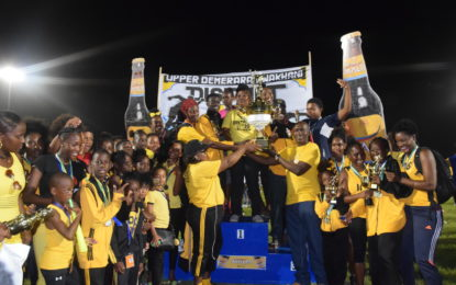 District 10 retains Championship title as 'Nationals' lives up to the expectations