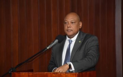 We chose to have a long stable relationship with Exxon Mobil – Minister Trotman