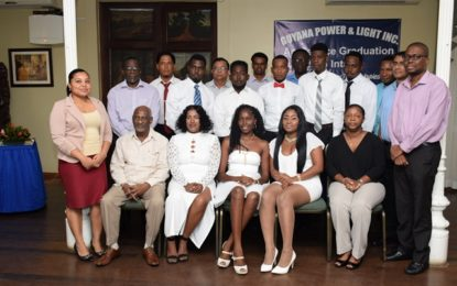 Adopt and embrace safety- Minister Scott tells GPL's graduates