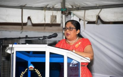 Remarks By the  Mrs Sita Nagamootoo  Wife of the Prime Minister & First Vice President  Of the Cooperative Republic of Guyana  Guyana National Newspapers Limited (GNNL) Women's Forum  Theme   Women Empowerment  GNNL Compound, Georgetown