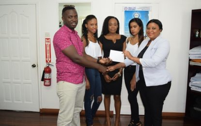 GPL makes significant donation to Amateur Basketball Federation's National Tournament