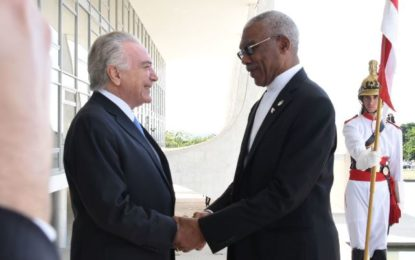 Brazil ready to play a key role in Guyana's petroleum sector
