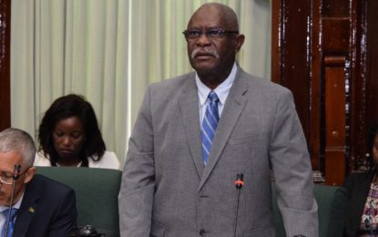 Guyana targets 100 percent registration of births.