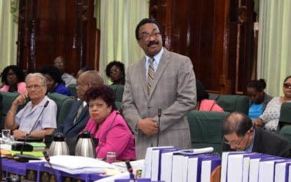 Min Williams address erroneous claims by former AG