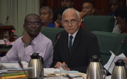 Minister Bulkan clarifies erroneous Opposition statements about the Aranaputa village