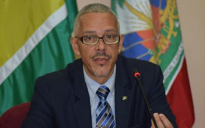 Minister Gaskin responds to travel advisory