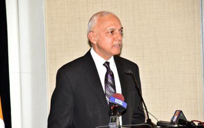 2018 capital works in Region 6 will not be undermined – Min. Bulkan