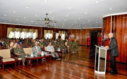 GDF Corps to be restructured to allow for greater efficiency, maximum development