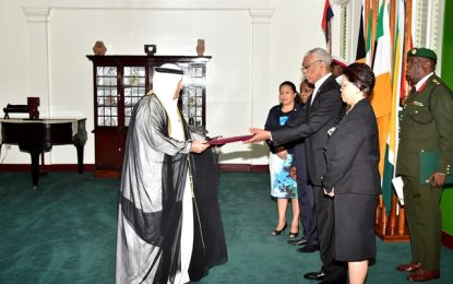 New Qatari Ambassador accredited