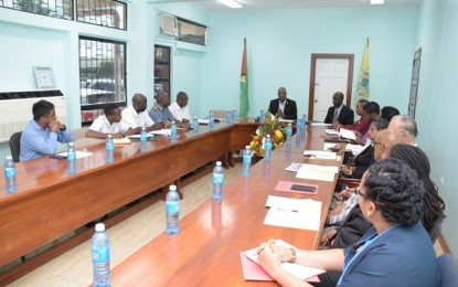 Inaugural National Hydrographic Committee set up to oversee management of Guyana's water resources